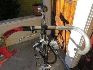 Change handle bars